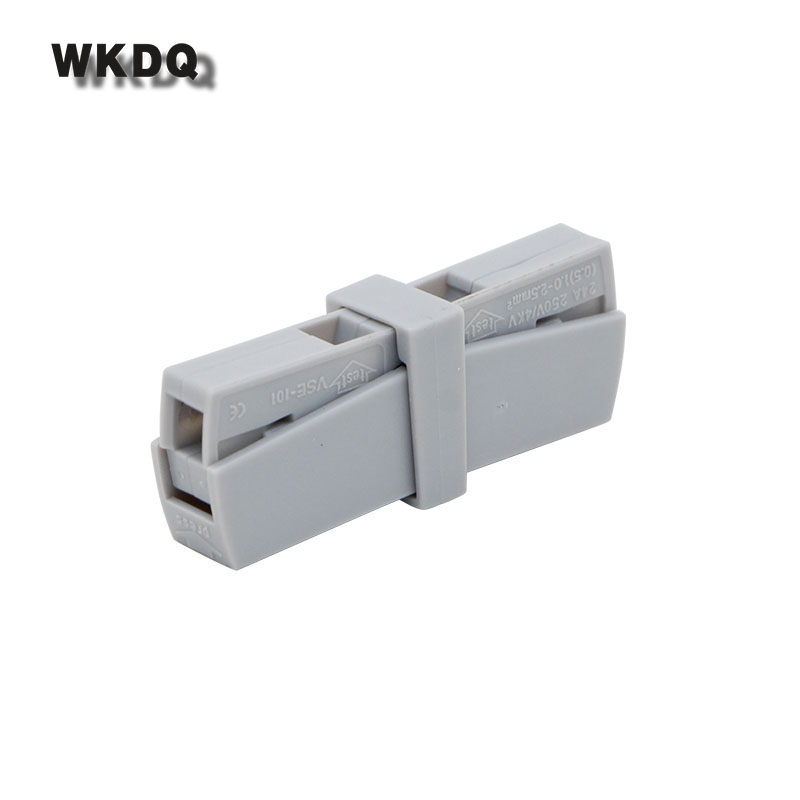 Wago Wire Connector Terminals 224-201 LED Lighting Serivce Connector Fast Connectors 10PCS