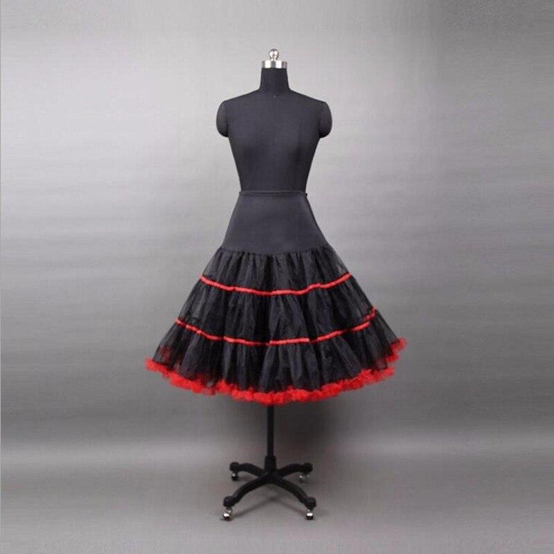 Petticoat Underskirt Crinolines Short Woman Mini Vintage Wedding Bridal Petticoat for Wedding Dresses Rockabilly Tutu