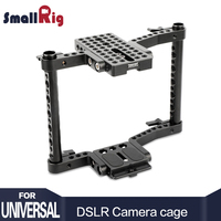 SmallRig Cage for Mid sized Camera For Canon 50 60 70 80 6 7D MarkII 5D MarkIII 5DS For Nikon D7000 7100 7200 For Sony A99 1584
