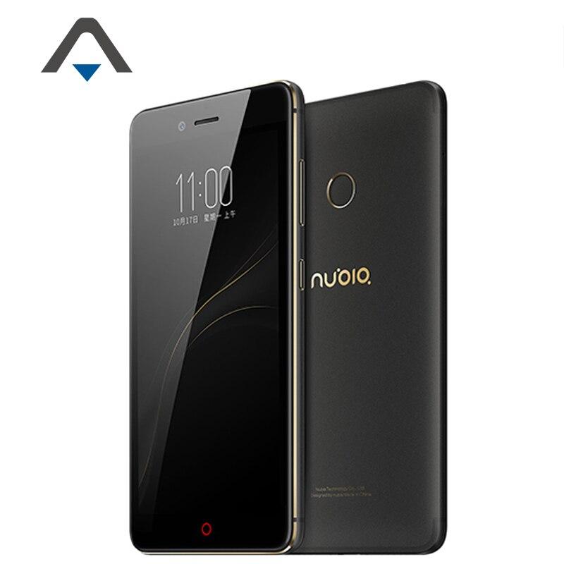 Original ZTE Nubia Z11 Mini S LTE 4G Mobile Phone MSM8953 Octa Core 2 0GHz 5