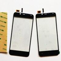 Sostituzione Black Touch Per Cubot Magico Sensore Touch Screen Vetro Anteriore + 3 M Sticker Spedizione Gratuita