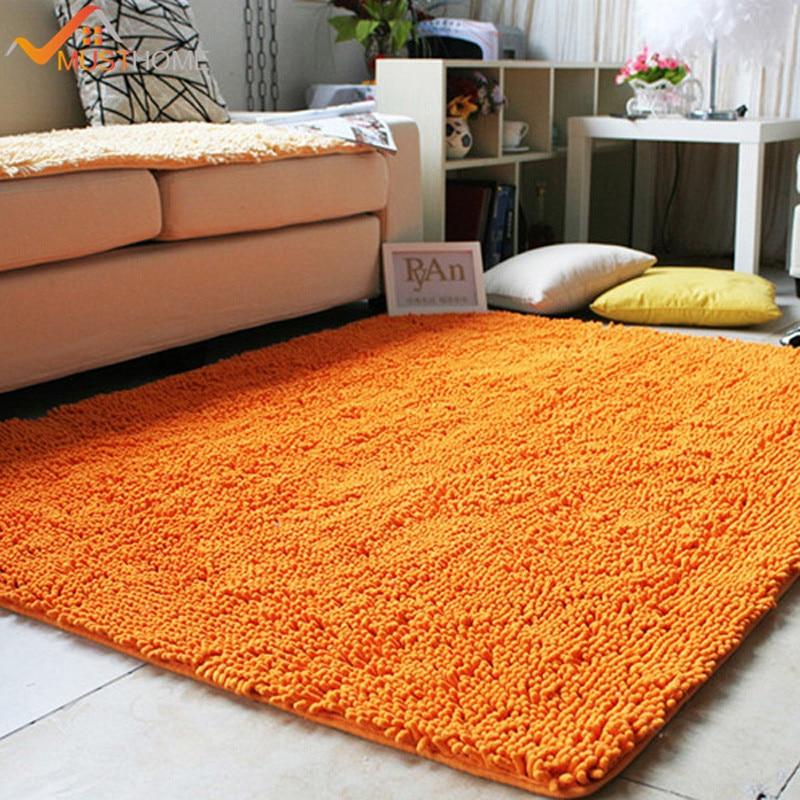 70x180cm 28x71 Chenille Microfiber Large Area Rug For Home Super Soft Micro Fiber Carpets Living Room