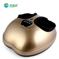Full airbag foot massage instrument vibrating blood circulation foot massager 2018 new shiatsu massager