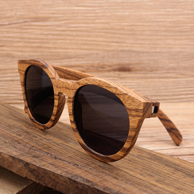 Gafas de sol madera vintage 2