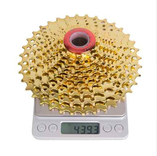 Золотая MTB кассета 10 скоростей 11 36 T для Shimano M610 XT M785 SLX M670 M975 Sram NX GX дешевый