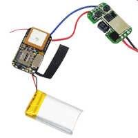 Einfach zu installieren laptop TV anti-diebstahl GPS tracker DC 7 V-48 V/9 V- 95V GSM GPS tracking gerät für TV/fahrzeug/fahrrad/motorrad