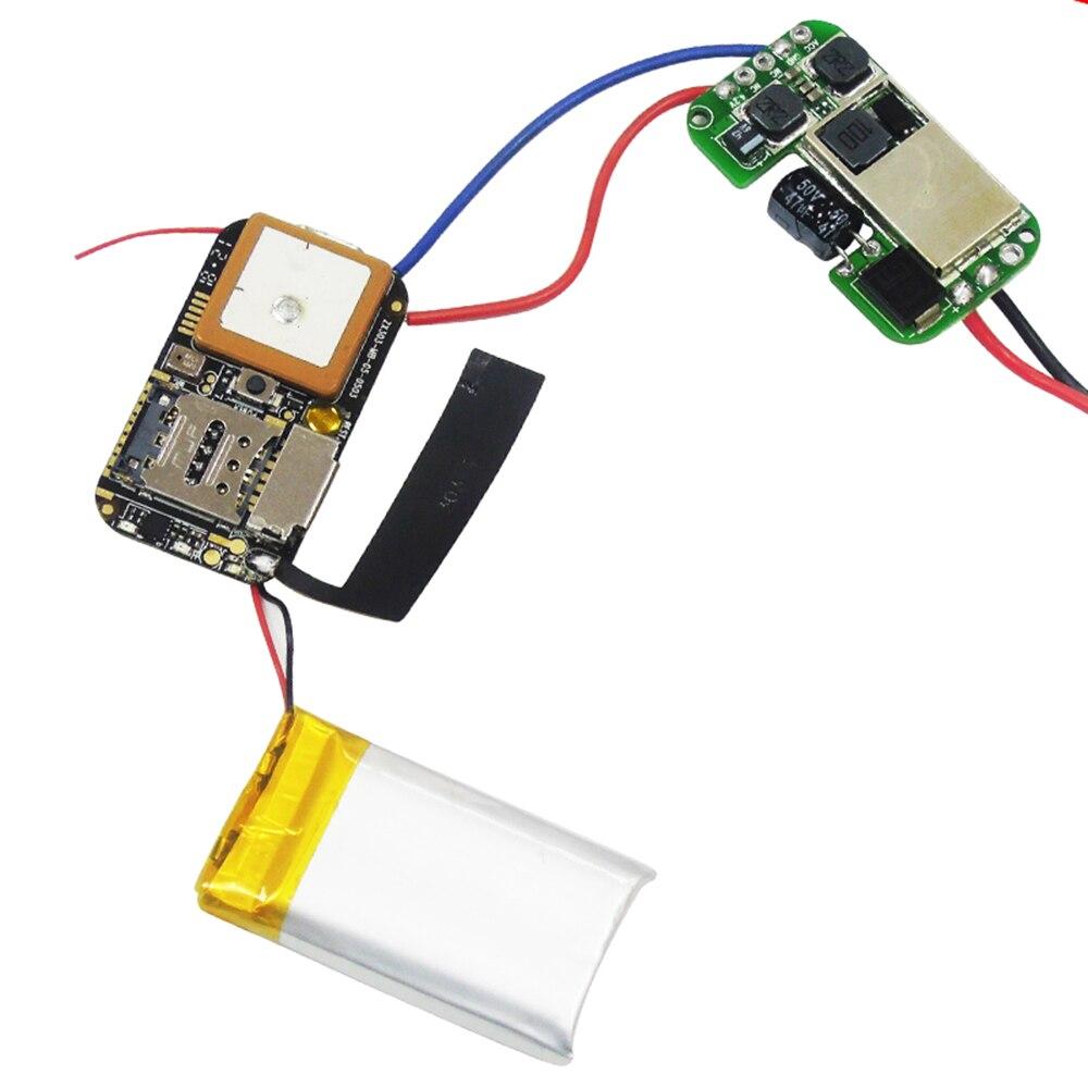 Fácil de instalar TV portátil anti-roubo GPS tracker DC 7 V-48 V/9 V- 95V GSM dispositivo de rastreamento GPS para TV/veículo/bicicleta/motocicleta