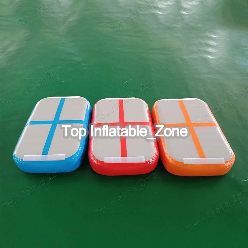 Free Shipping Gym Mat Inflatable Gymnastics Tumble Track