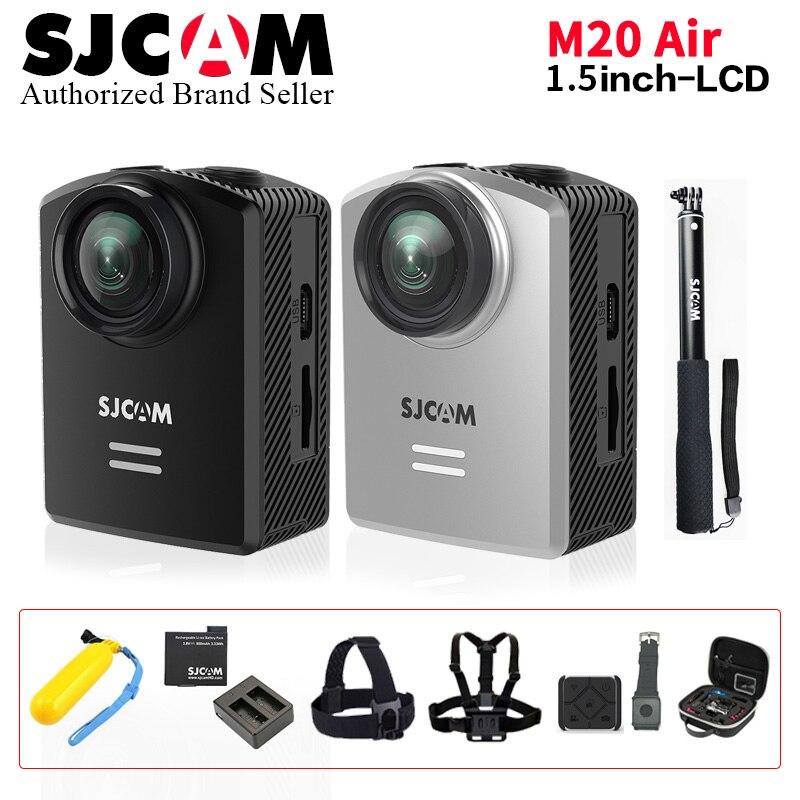 SJCAM M20 aire acción deporte Cámara SJ Cam submarino Mini videocámara Wifi 1080 p HD 12MP con prima impermeable DV original SJM20