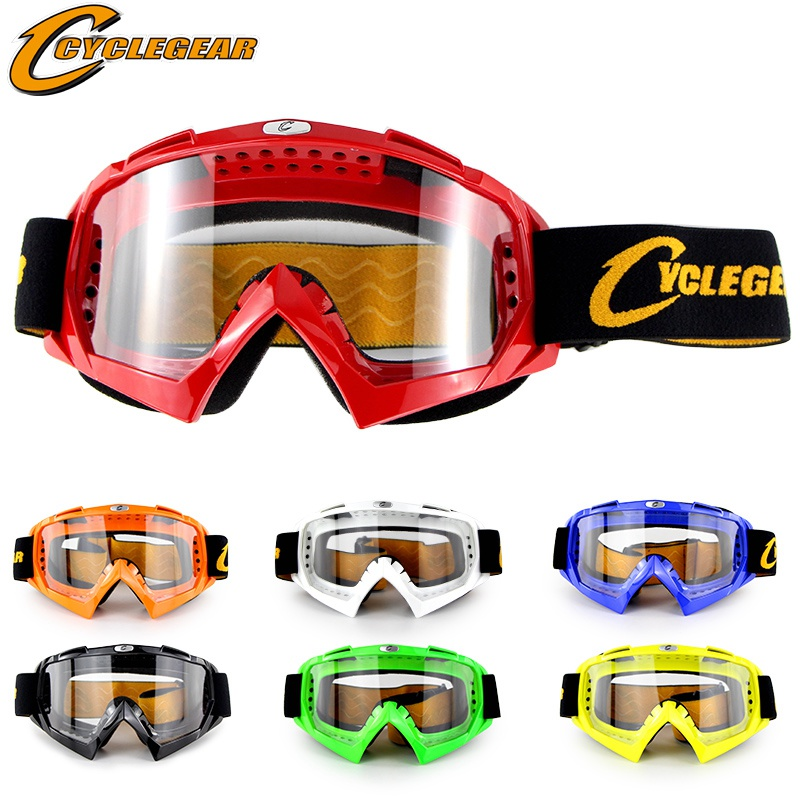 Brand New Skiing Gafas Motocross Helmet Goggle Motorcycle MX Goggles Glasses Cyclegear CG01