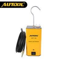 Бесплатная DHL AUTOOL SDT106 автомобилей дым машины нефтяной трубы EVAP Утечка Locator автомобилей трубы системы задымление детектор инструмент диагно