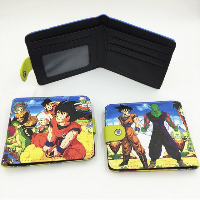 Dragon Ball Z Wallet Purse