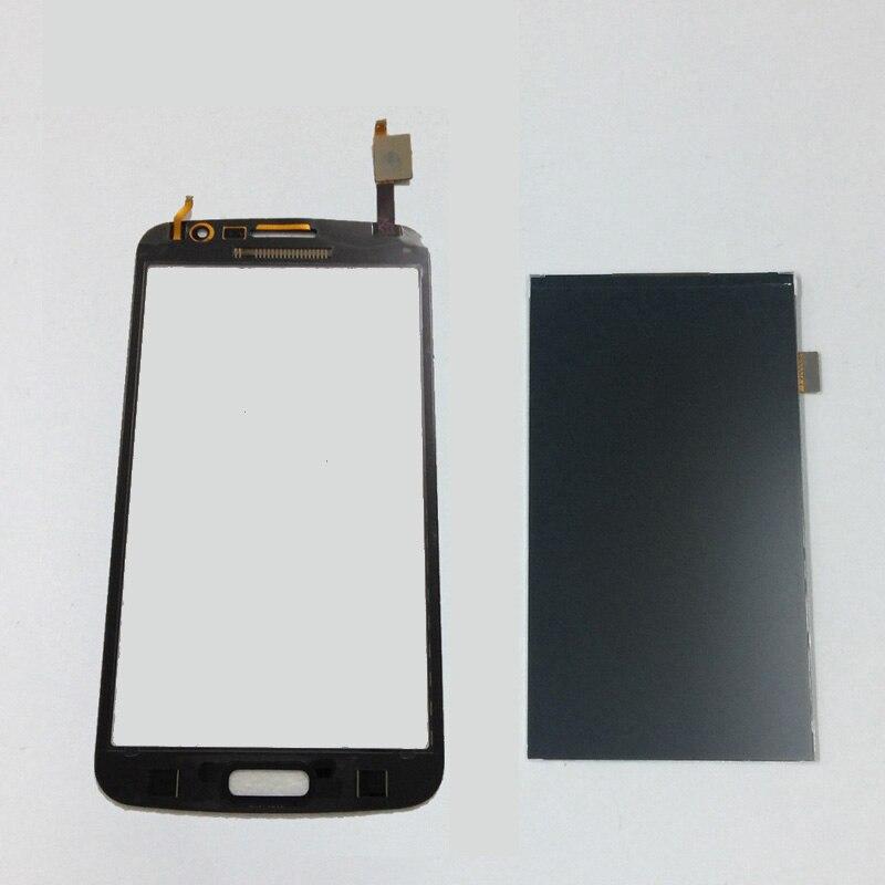 imágenes para Blanco Panel de la Pantalla LCD Monitor + Pantalla Táctil Digitalizador Sensor para Samsung Galaxy Gran 2 Duos G7102 G7105 G7106 G7108