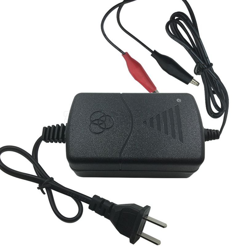 12V <font><b>Battery</b></font> <font><b>Charger</b></font> Maintainer Amp Volt <font><b>Trickle</b></font> for <font><b>Car</b></font> Truck Motorcycle F-Best image