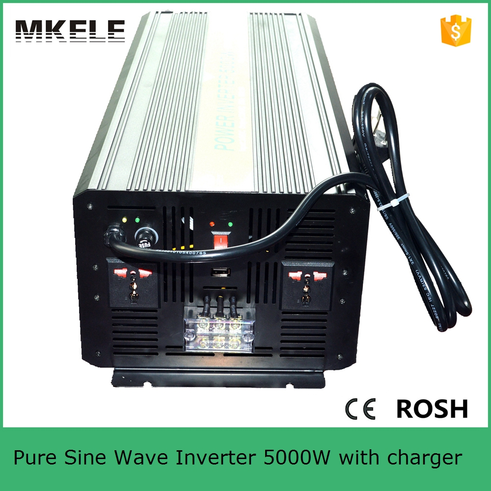 MKP5000-241B-C high effi. 5kva solar inverter rechargable power inverter solar inverter 5000watt 24vdc 120vac best inverter