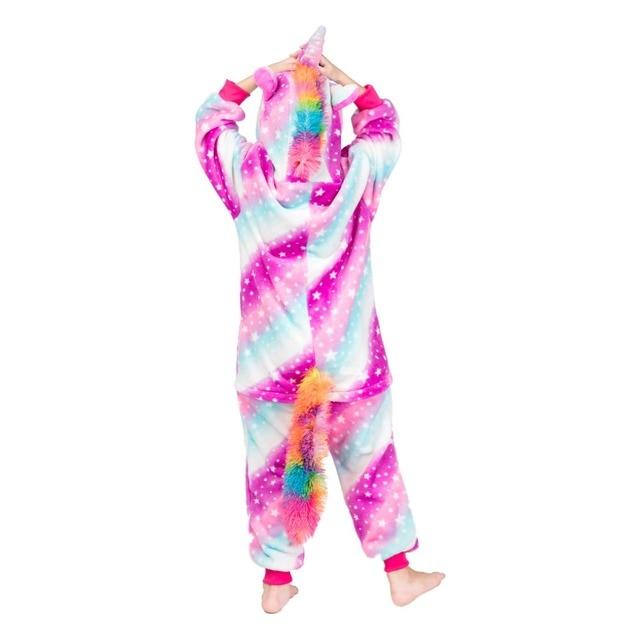 Unicorn Kids Children's Pajamas Onesies