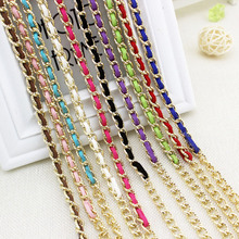 Women Decorative Belt All match Dress Belt Fashion Metal Female Waist Chain Belt Women Dress Accessories