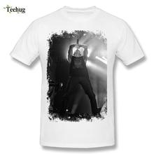 Music Lover Man Chester Bennington T-Shirt 100% Cotton Linkin Park T Shirts Wholesale