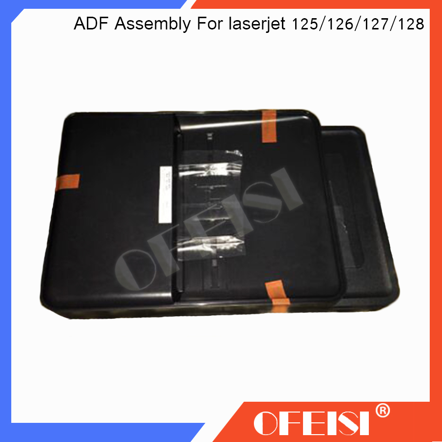 New original ADF Assembly CZ181-60110 For HP Laserjet M125 M126 M127 M128 M125a/126a/125nw/M127fn/M127fw printer parts on sale original new for hp m1536nf lj m1536 cm1415 1536 1415 adf assembly ce538 60121 printer parts on sale