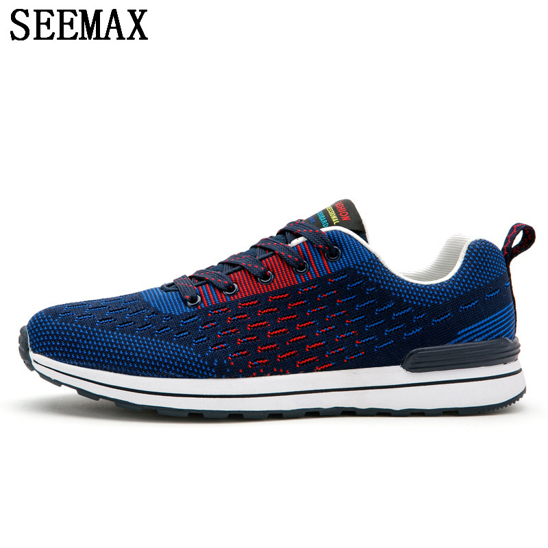 Free Shipping Top Professional Running Shoes Mens High Quality Sneakers Breathable Mesh Sports Shoes
