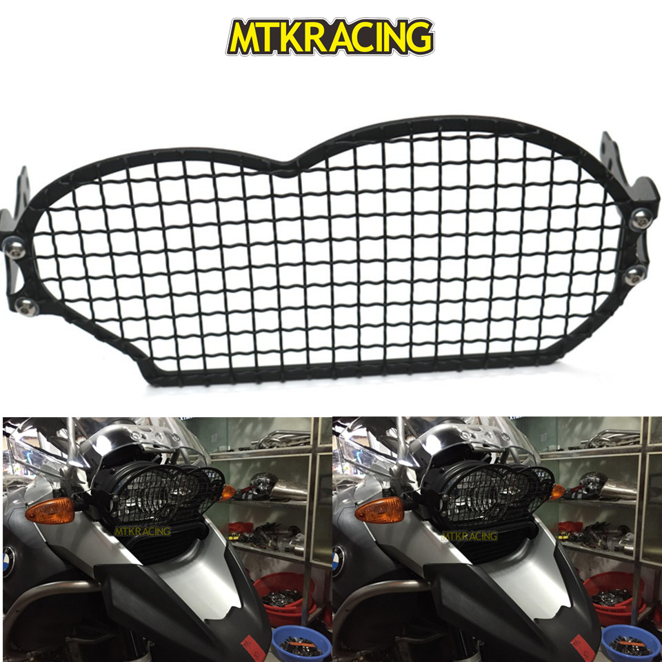 MTKRACING For BMW R1200GS R 1200 GS Adventure ADV 2004-2012 Motorcycle modification Headlight Grille Guard Cover Protector beibehang pvc wallpaper for living room damascus classic wall paper home decor background wall damask wallpaper roll