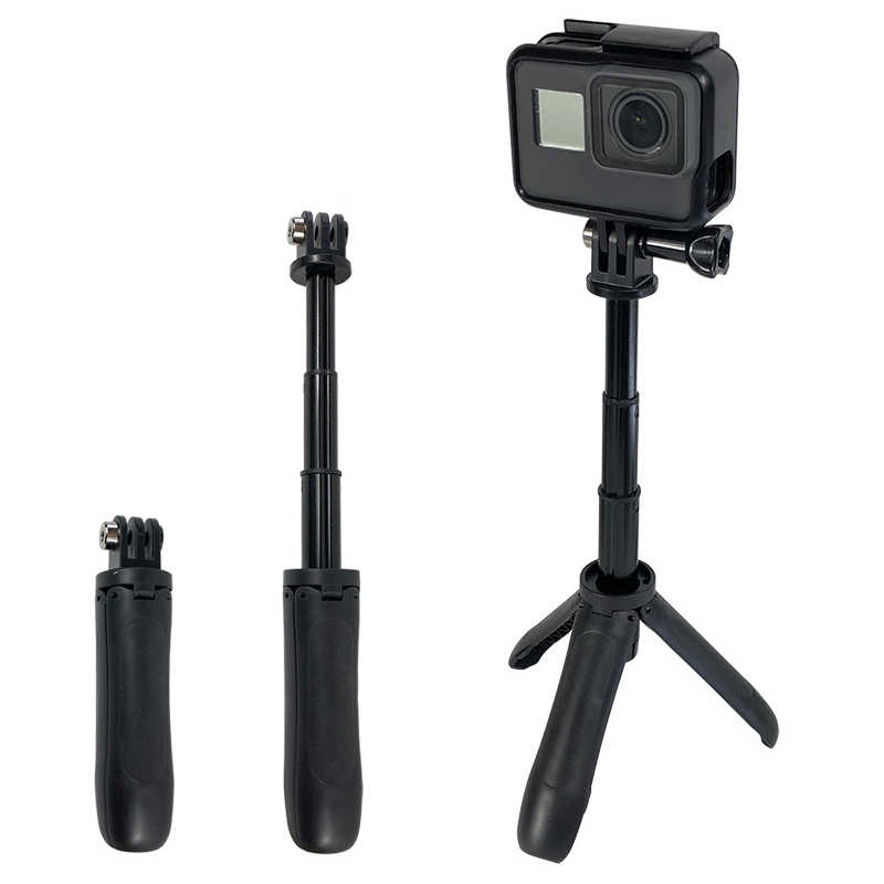 Mini Extendable Camera Tripod Stand Stabilizer for GoPro Go Pro Hero 4 3 2 1