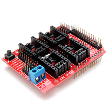 CNC Shield v3 Engraving Machine / 3D Printer / A4988 Driver Expansion Board Module For Arduino