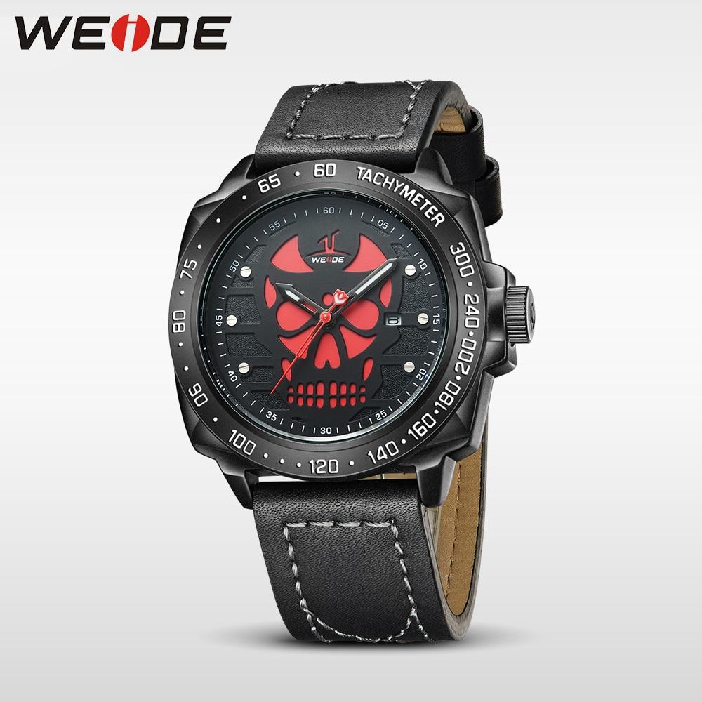 WEIDE ապրանքանիշի ժամացույց - Տղամարդկանց ժամացույցներ - Լուսանկար 2