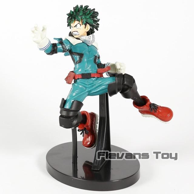 Figura de Izuku Midoriya luchando de (16cm) Boku no Hero Figuras