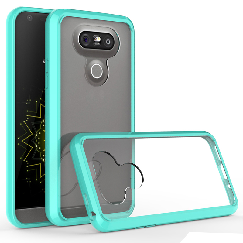 the best attitude 137ca 2c949 Case Cover Skin For LG G5 Soft TPU PC Back Hybrid Case for LG G5/LG K10  Phone Cases Covers Shockproof Anti scratch Clear Slim-in Fitted Cases from  ...