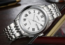 40mm Sangdo Luxury watches Automatic Self-Wind movement Sapphire Crystal High quality Auto Date Men's watch 63A