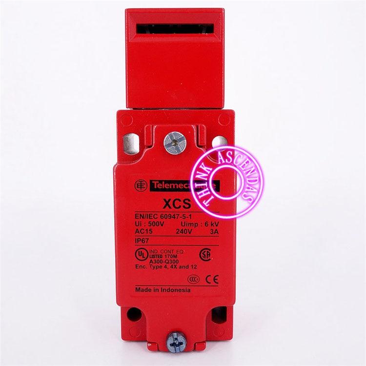 Interrupteur de sécurité interrupteur rouge Original nouveau XCS XCSA501 XCS A501/XCS XCSA502 XCS A502 - 1