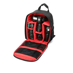 Waterproof Digital DSLR Camera Backpack Bag for SLR Video Camera Lens and Accessories Bags for Nikon Canon Sony Photographer
