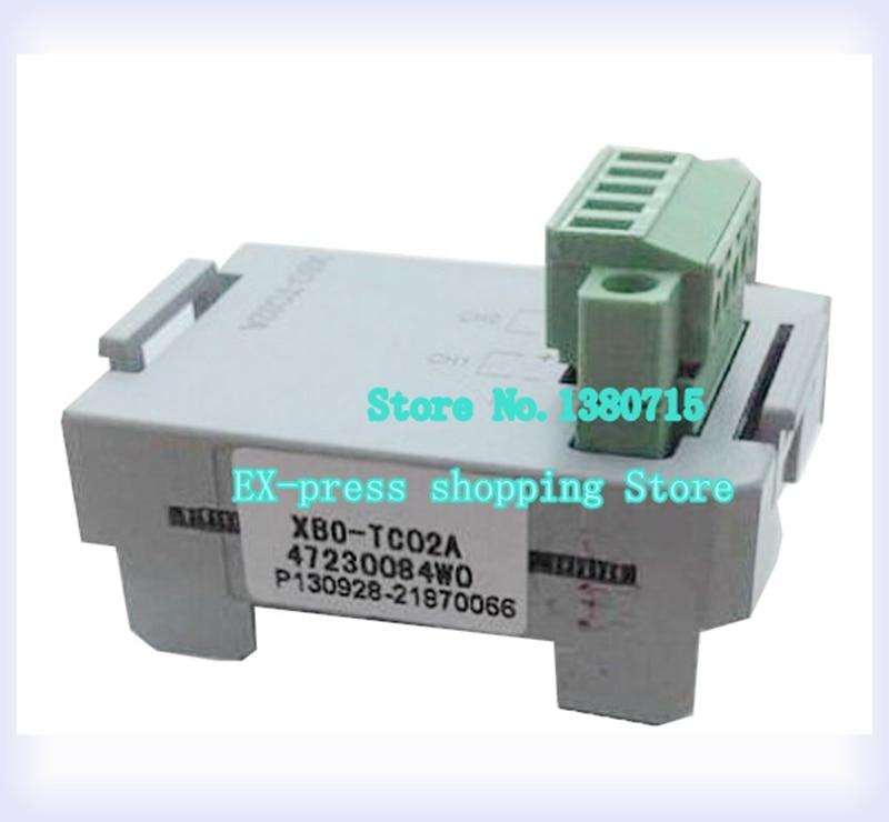 XBO-TC02A XGB series PLC Thermocouple module brand new xbo tc02a xgb series plc thermocouple module brand new