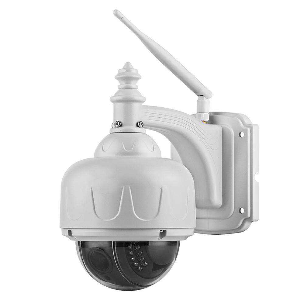 OwlCat Hi3516C HD IP Camera Dome 5x PTZ Wireless WiFi 1080P Video Surveillance Night Security Camera Audio Output SD slot