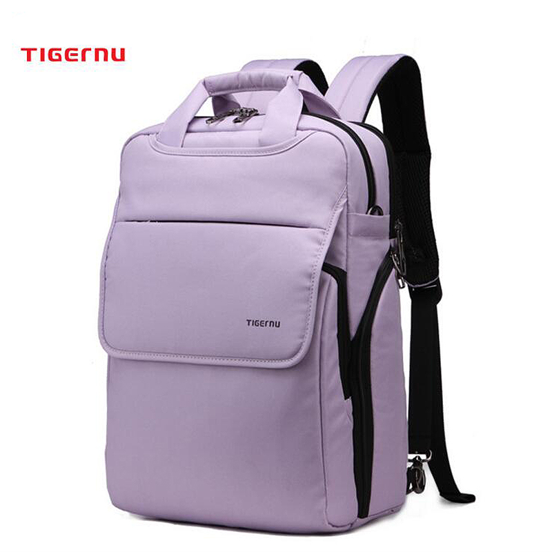 ФОТО Tigernu Schoolbag backpack 14 inch Laptop Backpack for students casual travel Daypack bolsa mochila free shipping