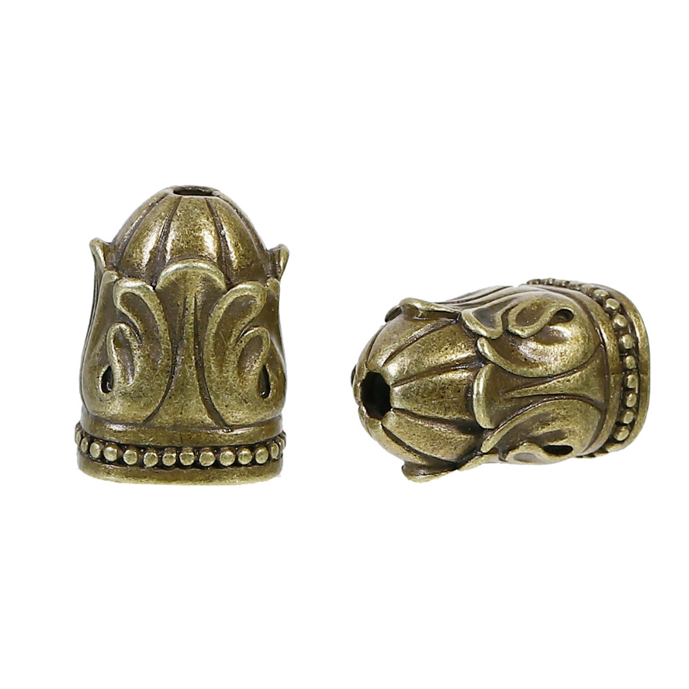 DoreenBeads Zinc Based Alloy Antique Bronze DIY Beads Caps Bell (Fit Beads Size: 14mm x11mm) 18mm( 6/8) x 16mm( 5/8), 2 PCs DoreenBeads Zinc Based Alloy Antique Bronze DIY Beads Caps Bell (Fit Beads Size: 14mm x11mm) 18mm( 6/8) x 16mm( 5/8), 2 PCs