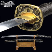 Home decor Katana sword Samurai Japanese Samurai sword  Hand-forged Craft knife Metal Crafts Favorites Decorations