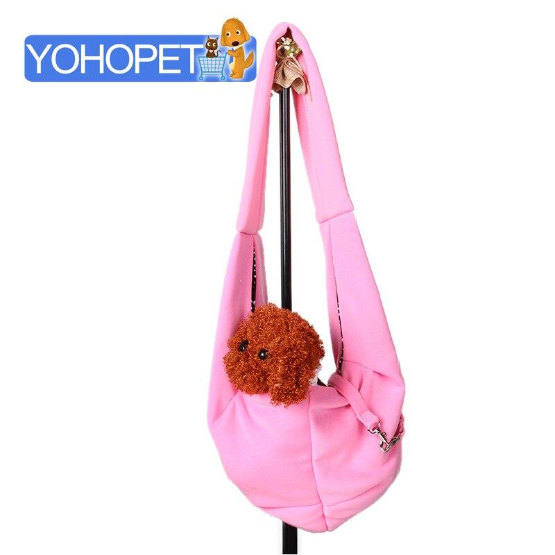 ₩Invierno Caliente PET mochila de viaje bolsas de perro para perros ...