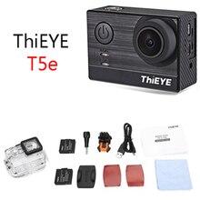 Thieye T5e Wi-Fi 4 К 30fps действие Камера 12MP 2 дюймов TFT ЖК-дисплей Экран 1080 P спортивные Камера Ambarella A12LS75 чипсет IMX117 Сенсор