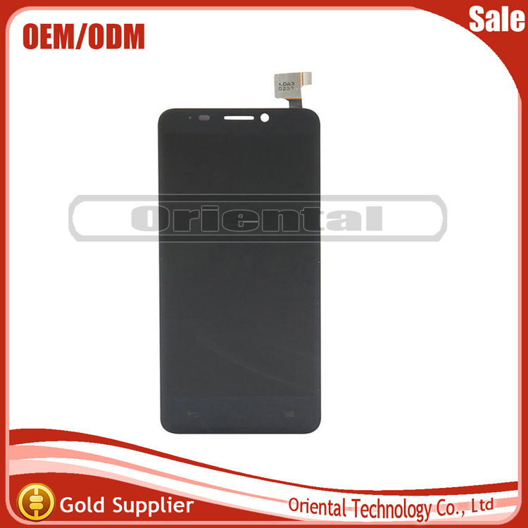 LCD Display Digitizer and touch Screen assembly For Alcatel One Touch Idol S 6035 OT6035 6035R 6035Y 6035M Free Shipping