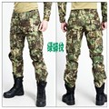 Winter Brand New High Quality Mens Military Army Cargo Camo Combat Work Trousers High Quality Casual Pants Free Shipping