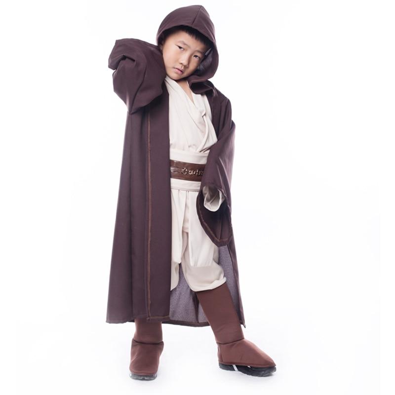 """Karšto pardavimo berniukai """"Star Wars"""" """"Deluxe Jedi Warrior"""" - Karnavaliniai kostiumai - Nuotrauka 2"""