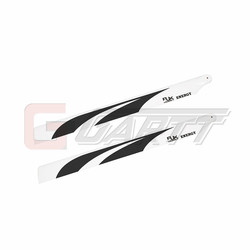 GARTT RJX High Quality Carbon Fiber Main Blades (690mm) 700 RC helicopter blades
