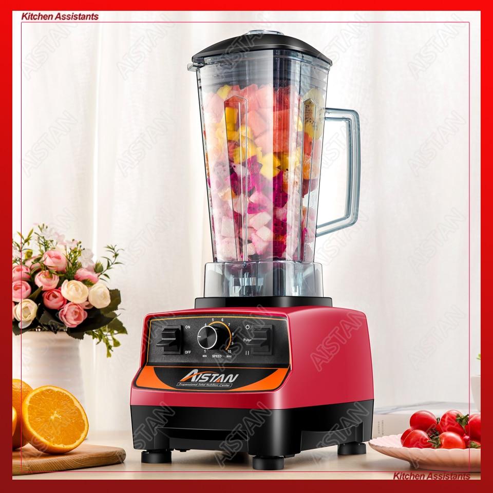 A5200 коммерческих мощный Электрический многофункциональный коктейль лед фруктовый сок блендер с bpa блендер миксер 3HP