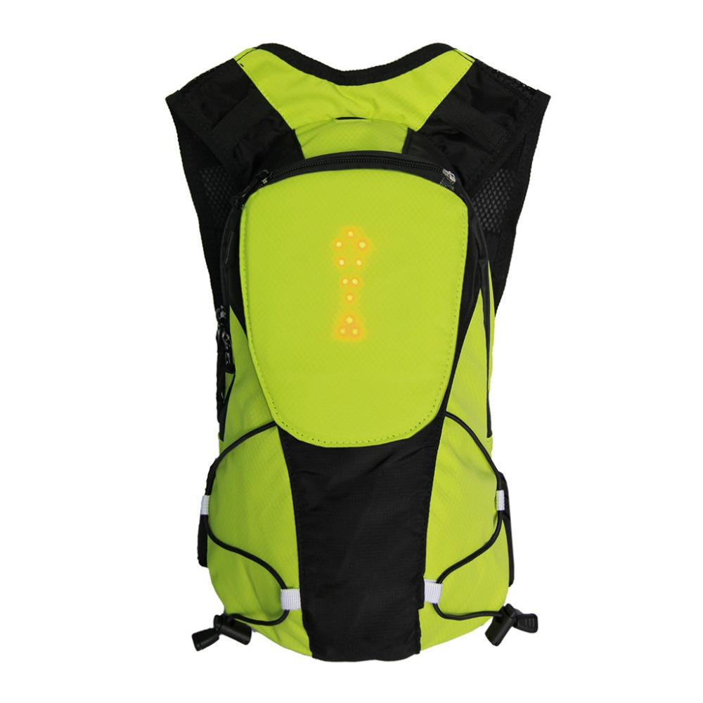 Brave Reflective Safety Vest With Led Signals Reflective Safety Vest With Led Signals Bicycle Accessories Bicycle Light