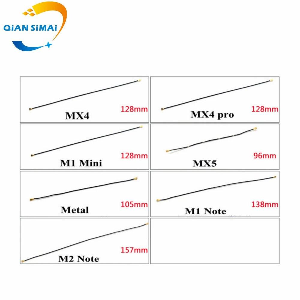 1PCS Genuine Antenna Signal Flex Cable Repair For Meizu MX3 MX4 MX4Pro MX5 Pro MX6 Pro6 M1 M2 M3 M5 Note M1M2 M3 M3S Mini Metal