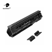 Rapid Separation Handguard Free Float Rail Mount System 9 14 For Hunting Picatinny Keymod Rail For AEG Airsoft M4 M16 AR15