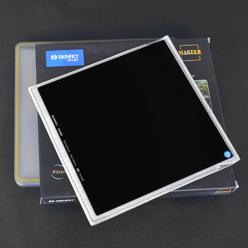 Image 5 - BENRO マスター 150 ミリメートルフィルター正方形 HD ガラス WMC ULCA コーティングフィルター高分解能フィルタ DHL 送料無料150mm filtersquare filtersquare glass filter -