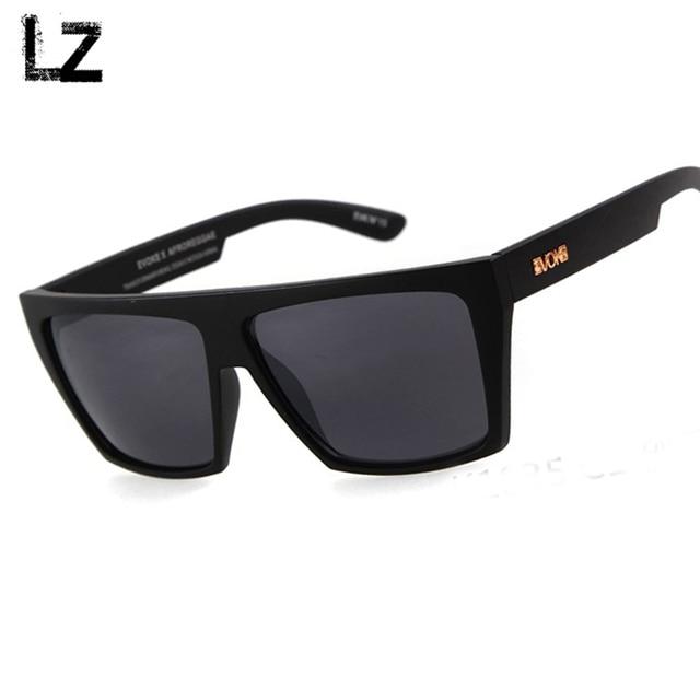 f4f5628f8a3c6 Men Square Sunglasses Evoke Afroreggae Men Sunglass Women Coating Glasses  UV 400 Eyeware Gafas De Sol